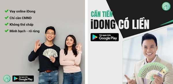 app vay tiền idong