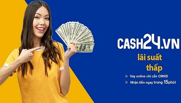app vay tiền cash24