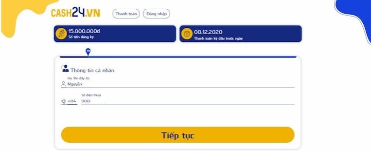 app cash24.vn