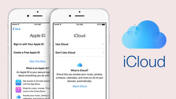 app vay tiền bằng icloud iphone