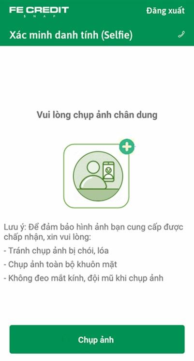 vay tiền qua app fe credit