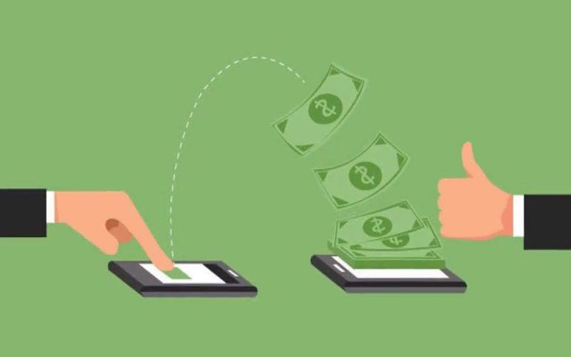 app vay tiền trên iphone
